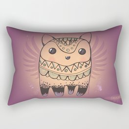 Jelly Fox Rectangular Pillow