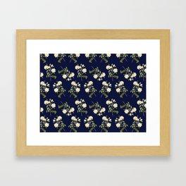 Floral Pattern I Framed Art Print