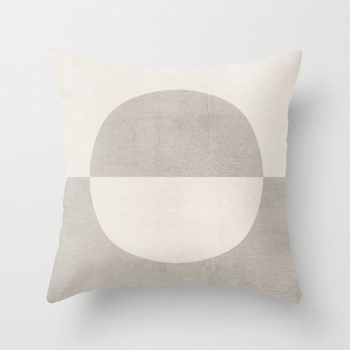 overlay Throw Pillow