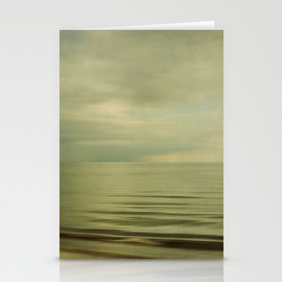 sea square XI Stationery Cards