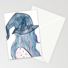 Magick Woman Stationery Cards
