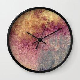 Abstract XIX Wall Clock