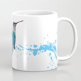 HUMMING BIRD SPLASH Coffee Mug