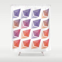 ETHEREUM Shower Curtain