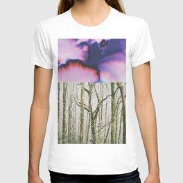 peace analogic collab Dylan silva T-shirt