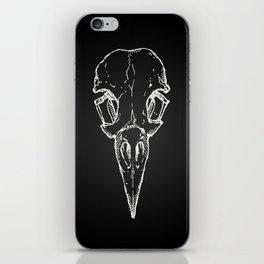Raven, Rabbit, Wolf - Skulls iPhone Skin