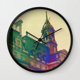 L'hôtel de ville de Montréal Wall Clock