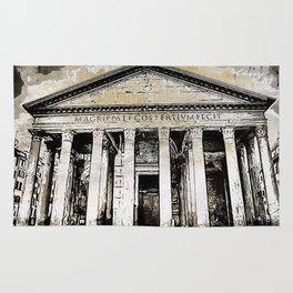 Italy's  Treasures Rug