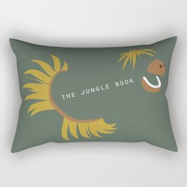 The Jungle Book - Alternative Movie Poster Rectangular Pillow