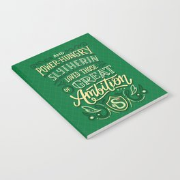 Great Ambition Notebook