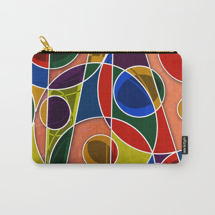 Abstract #322 Gyroscopic Carry-All Pouch