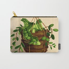 Succulent dragon Carry-All Pouch