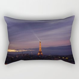paris by night Rectangular Pillow