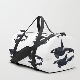 Orca design Duffle Bag