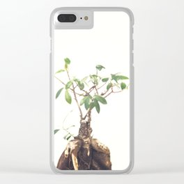 Dorothy #plant #botanical #nature Clear iPhone Case