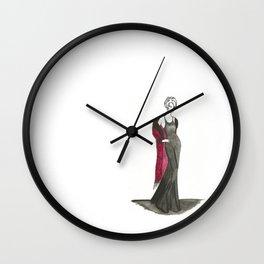 Passionate Women 1 Wall Clock