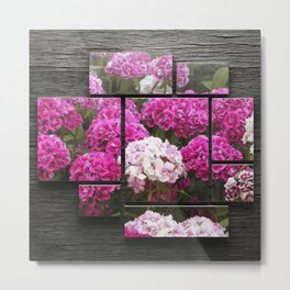 FlowerArt Metal Print