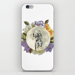 First men on the moon iPhone Skin