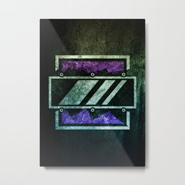 Rainbow Six Siege Mira Metal Print