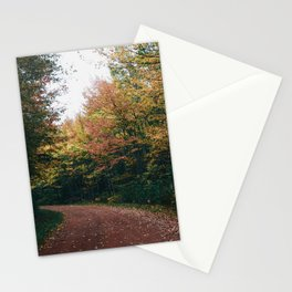Canadian Streets Stationery Cards