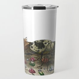 Little Worlds: The Harvest Travel Mug