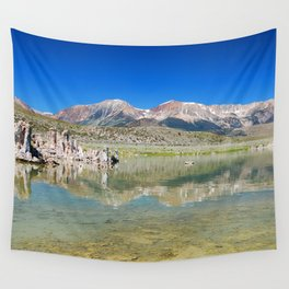 Mono Lake in California Wall Tapestry