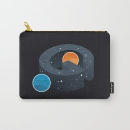 G is for Galaxy Carry-All Pouch