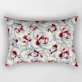 Papaya Whip Rectangular Pillow