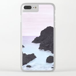The sea song Clear iPhone Case