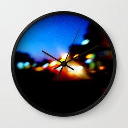 abstract, illustration, photo Wall Clock