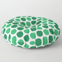 Dotty Durians - Singapore Tropical Fruits Series Floor Pillow
