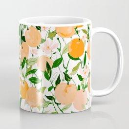 Spring Clementines Coffee Mug