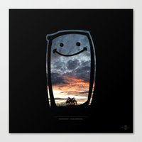 colombia Canvas Prints featuring Quindío | Colombia. by Little Box Guy