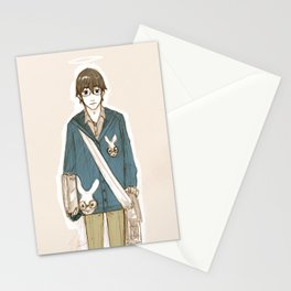 Markus at University Stationery Cards