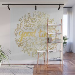 Good Time Wall Mural