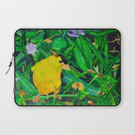 The Yellow Finch Laptop Sleeve