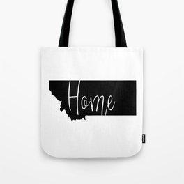 Montana-Home Tote Bag