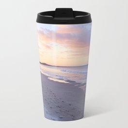 Fairy Floss Sunset Travel Mug