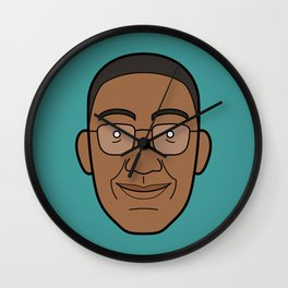Faces of Breaking Bad: Gustavo Fring Wall Clock