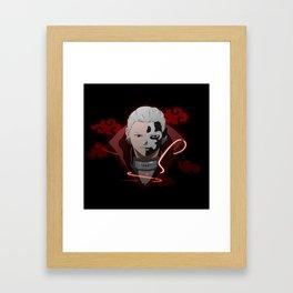 hidan jashin Framed Art Print