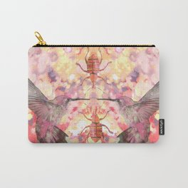 hummingbird dream Carry-All Pouch