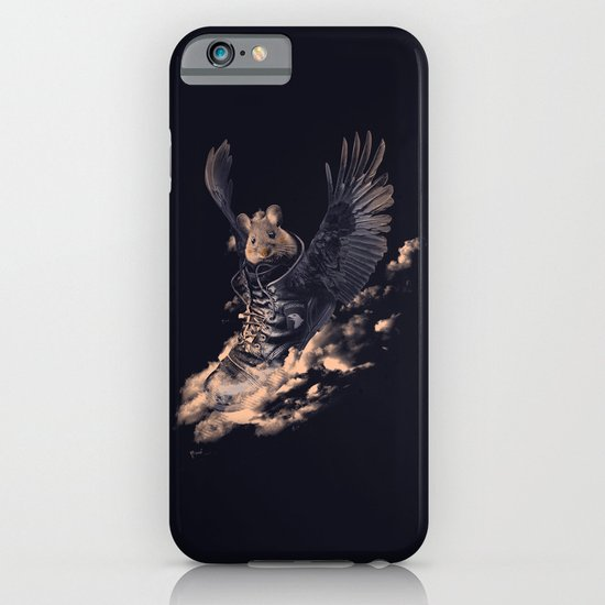 Flying Mouse iPhone & iPod Case