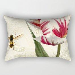 Natural History Sketchbook I Rectangular Pillow
