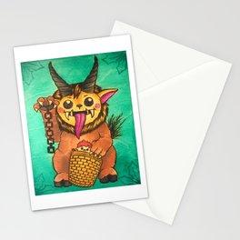 Krampus Cutie Stationery Cards
