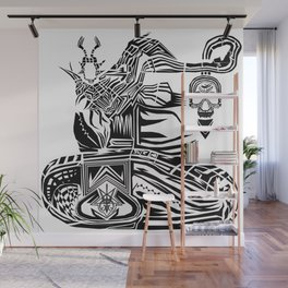 Operation MindFuck Wall Mural