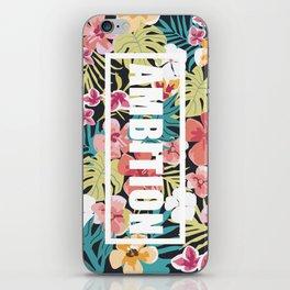 A M B I T I O N iPhone Skin