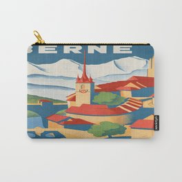 Vintage poster - Berne Carry-All Pouch