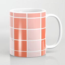 paint chips Coffee Mug