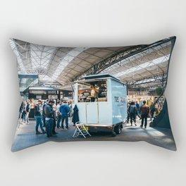 Old Spitalfields Market in London Rectangular Pillow