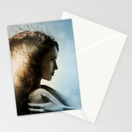 Moksha ~a tribute to Aégis Stationery Cards